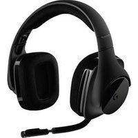 Logitech G533 - Gaming Headset (Schwarz) (981-000634)