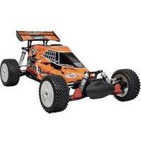FG Modellsport Fun Cross Sport E Brushless 1:6 RC Modellauto Elektro Buggy Heckantrieb (2WD) RtR 2,4 GHz inkl. Akku, Ladegerät und Senderbatterien