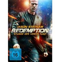 DVD Redemption Stunde der Vergeltung FSK: 16