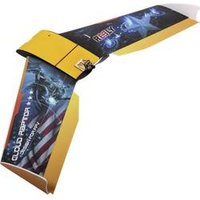 Reely FPV Wing Cloud Raptor RC Indoor-, Microflugmodell Bausatz 1000 mm*