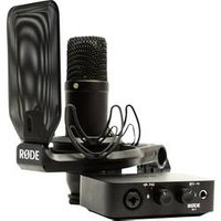 Interface audio RODE Microphones NT1/AI-1 Kit NT1AI1-KIT Monitor-Controlling 1 pc(s)