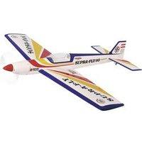Propellerflugzeug Pichler Supra Fly 60 Rot Gelb  ARF 1720*