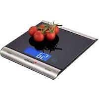 Korona finja balance de cuisine électrique, 15 kilograms, noir (70230)