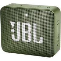 JBL GO 2 - Enceinte Bleutooth (Vert) (JBLGO2GRN)