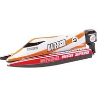 Ferngesteuertes Motorboot Invento Mini Race Boat Red RC  RtR 140*