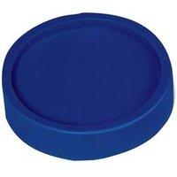 Maul Aimant (Ø x h) 30 mm x 8.4 mm rond bleu 10 pc(s) 6172335