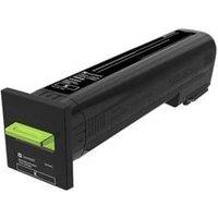Lexmark Return-Toner Cartridge Black 72K20K0