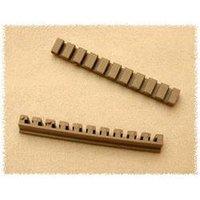 Hammond Electronics 1591Z6 Leiterplattenverbinder ABS 6 St