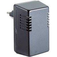 Strapubox TYP I Stecker-Gehäuse 37 x 43 x 73.5 ABS Schwarz 1 St.