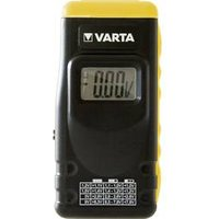 VARTA Batterie-Tester - LCD Anzeige (Schwarz) (891101401)