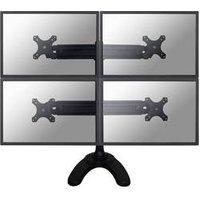 Tilt/Turn/Rotate Quad Desk Stand FPMA-D700DD4