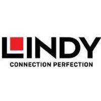 Lindy Premium cordon de raccordement - 10 m - noir