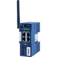 EWON Cosy 131 WLAN Industrial router Wi-Fi, RJ-45 No. of inputs: 2 x No. of outputs: 2 x 12 V DC, 24 V DC