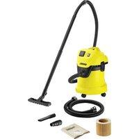 Kaercher WD 3 P Extension Kit 1.629-885.0 Wet/dry vacuum cleaner 1000 W 17 l