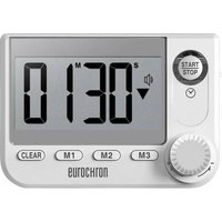 Eurochron EDT 8001 Timer White Digital