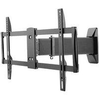 NewStar LED-W800BLACK TV wall mount 94,0 cm (37) - 177,8 cm (70) Swivelling/tiltable