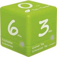 TFA Dostmann Tee-Timer Cube Timer Green Digital