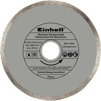 Diamond cutting disc tile cutter accessories Einhell 4301170 Diameter 180 mm 1 pc(s)