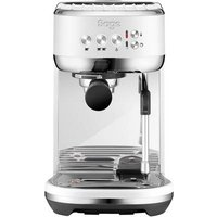 Sage The Bambino Plus Espresso machine with sump filter holder Stainless steel