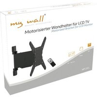 My Wall HP23L TV wall mount 81,3 cm (32) - 139,7 cm (55) Retractable, Motorised, Swivelling
