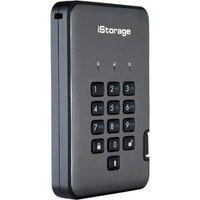 iStorage IS-DAP2-256-SSD-2000-C-G diskAshur PRO 2® External SSD hard drive 2 TB USB 3.1