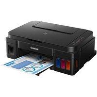 Canon PIXMA G2501 Colour inkjet multifunction printer A4 Printer, scanner, copier Ink tank system