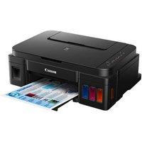 Canon PIXMA G3501 Colour inkjet multifunction printer A4 Printer, scanner, copier Wi-Fi, Ink tank system
