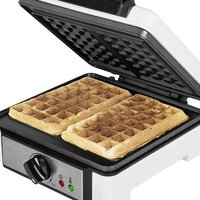 Princess 01.132397.01.001 Waffle maker with manual temperature settings White