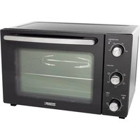Princess 01.112751.01.001 Mini oven with manual temperature settings, Timer fuction, with convection, corded 32 l
