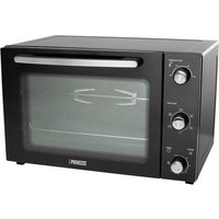 Princess 01.112756.01.001 Mini oven with manual temperature settings, Timer fuction, with convection, corded 45 l