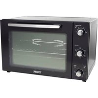 Princess 01.112761.01.001 Mini oven with manual temperature settings, Timer fuction, with convection, corded 55 l