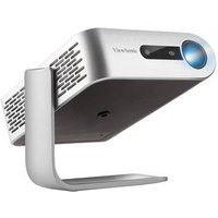 Viewsonic Projector M1+ LED ANSI lumen: 125 lm 854 x 480 WVGA 120000 : 1 Silver