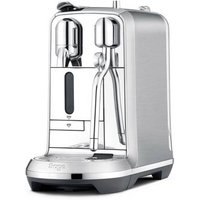 Sage The Creatista Plus SNE800BSS4EEU1 Capsule coffee machine Stainless steel Display, incl. frother nozzle