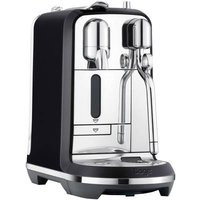 Sage The Creatista Plus SNE800BTR2EAT1 Capsule coffee machine Black Display, incl. frother nozzle