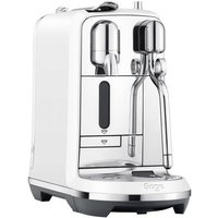 Sage The Creatista Plus SNE800SST2EAT1 Capsule coffee machine White Display, incl. frother nozzle