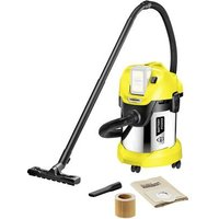 Kaercher WD 3 Battery Premium 1.629-950.0 Wet/dry vacuum cleaner 300 W 17 l Battery not included