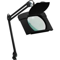TOOLCRAFT 2131499 Desktop illuminated magnifier Magnification: 1.75 x