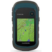 Garmin eTrex 22x Bicycle GPS Sailing, Hiking, Cycling Europe GLONASS, GPS, sprayproof, incl. topographic maps