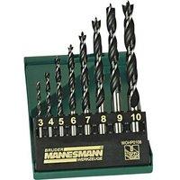 Brueder Mannesmann M54308 Wood twist drill bit set 8-piece 1 pc(s)