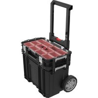 KETER 239996 Connect Tool box (empty) Black