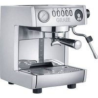 Graef ES850EU Espresso machine with sump filter holder Aluminium 1470 W