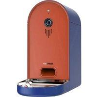 Dogness Smart-Cam-Feeder Food dispenser Orange, Blue 1 pc(s)