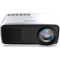 Philips Projector Neopix Start+ LCD ANSI lumen: 650 lm 1920 x 1080 HDTV 800 : 1 White, Black