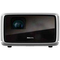 Philips Projector Screeneo S4 DLP ANSI lumen: 1800 lm 1920 x 1080 HDTV 100000 : 1 Black, Grey