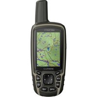 Garmin GPSMAP 64sx Outdoor GPS Cycling, Geocaching, Hiking World Bluetooth, GLONASS, GPS, sprayproof