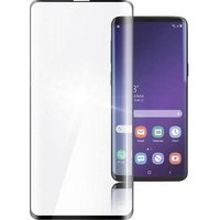 Hama 3D 186252 Glass screen protector Compatible with (mobile phone): Samsung Galaxy Note 10 1 pc(s)