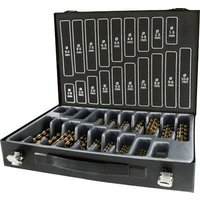 RUKO A215200 Twist drill bit set 170-piece 1 Set
