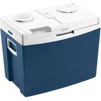 MobiCool MT35W 34 l Cool box EEC: A++ (A+++ - D) Thermoelectric 12 V, 230 V Blue, White 34 l