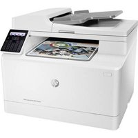 HP Color LaserJet Pro MFP M183fw Colour laser multifunction printer A4 Printer, scanner, copier, fax ADF, Wi-Fi, USB