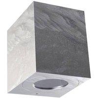 Nordlux Canto kubi2 49711031 LED outdoor wall light 12 W Warm white Galvanized